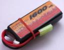 VB LiPO 11,1 В 1600 мАч Мини-тип